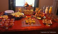 Outdoor Fall Decorations | Janeika's blog: 50th wedding ...