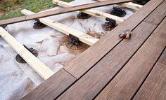 Nombre De Plots Pour Terrasse Au M S Travauxbricolage