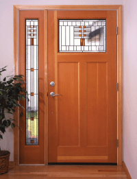 front door single sidelight - Google Search | For the Home ...