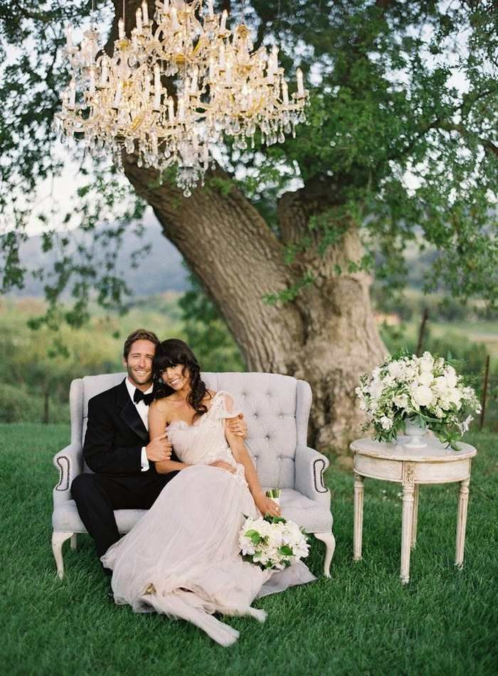 Romantic Garden Wedding Ideas In Bloom Gardens X2f;summer And