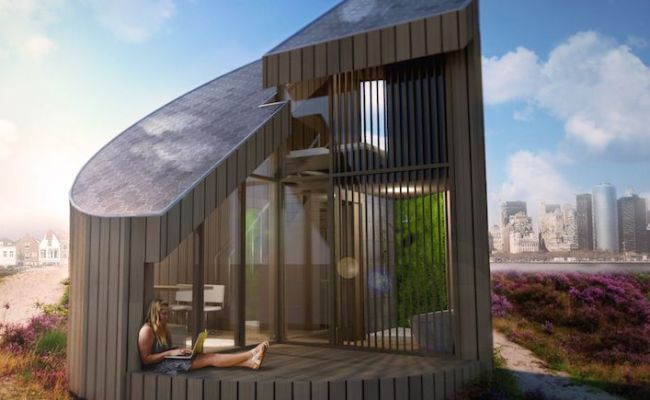 Deze 6 Tiny Houses Staan In Nederland Leuke Huizen