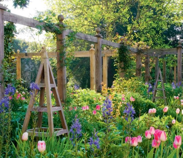English Gardens Gardening On The Golden Isles Wedding Flowers