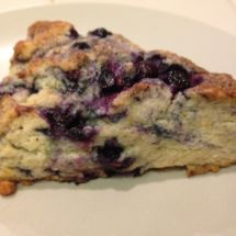 Barefoot Contessa Blueberry Scones Recipe