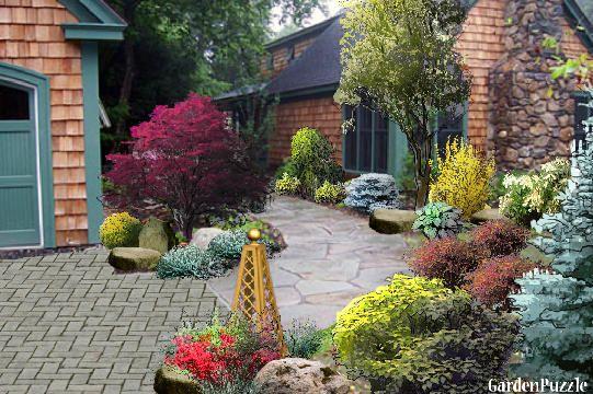 Pacific Northwest Garden Pacific Northwest GardenPuzzle