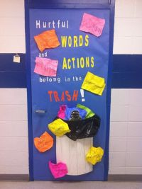 Image result for anti bullying door decorating ideas