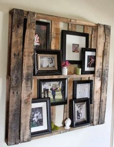 creative ways to display family photos that you never considered also rh pinterest
