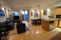 Living Dining Room Kitchen combo | 550 Front St. Toronto ...