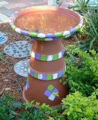 Painted Pot Ideas   Central Midwest Gardening: DIY Garden ...