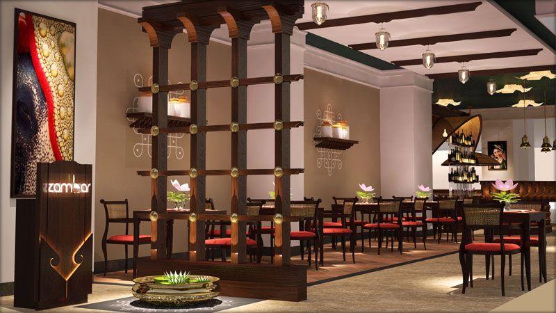 Zambar Is A Fine Dine South Indian Coastal Cuisine Restaurant