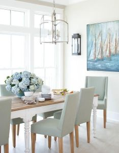 This beachfront perdido key florida home by cindy meador interiors is such  dream the talented designer out of gulf shores alabama worked with dalrymple also salle manger exquisite corner breakfast nook ideas in various rh pinterest