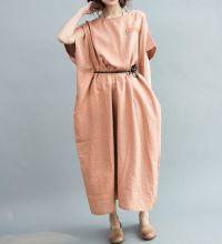 Loose Maxi Dress Women Oversize Dress by MaLieb on Etsy ...