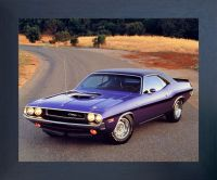 This beautiful Hemi Challenger Hot Rod Vintage Muscle Car ...