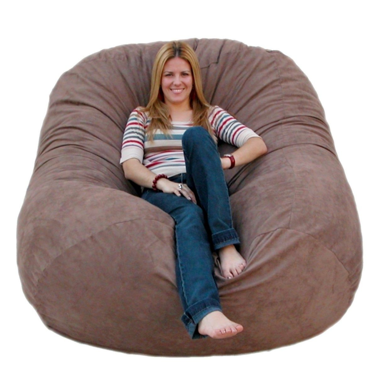 classy bean bag chairs living room chair covers diy you can now get the foam filled