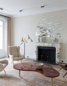 Paris apartment by top interior designer damien langlois meurinne also has  modern luxe filled portfolio that is rh pinterest