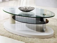 Modern Glass Coffee Tables for Living Rooms | living room ...