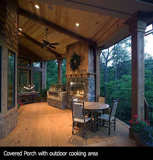 Screened Porch Design Plans