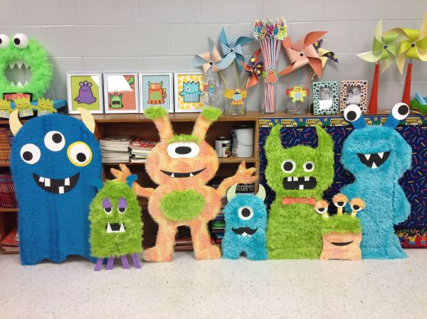 DIY Monster Party Supplies