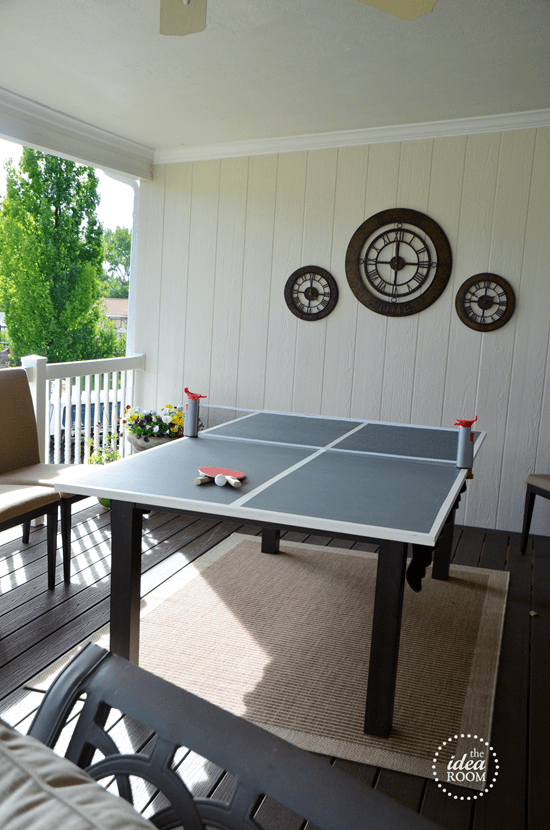 Ping Pong Table On Pinterest Ping Pong Room