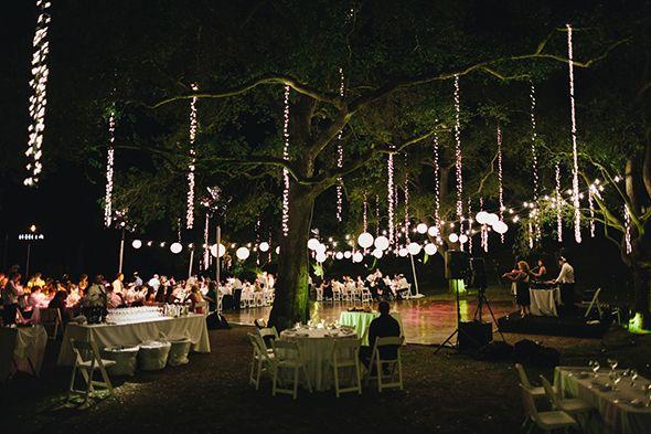 Vintage Wedding Locations Outdoor Wedding Venues Night Malibu