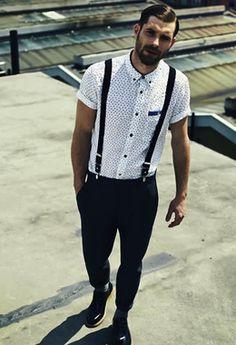 Hipster, Men, Awesome, Style, Beard  Kleding  Pinterest