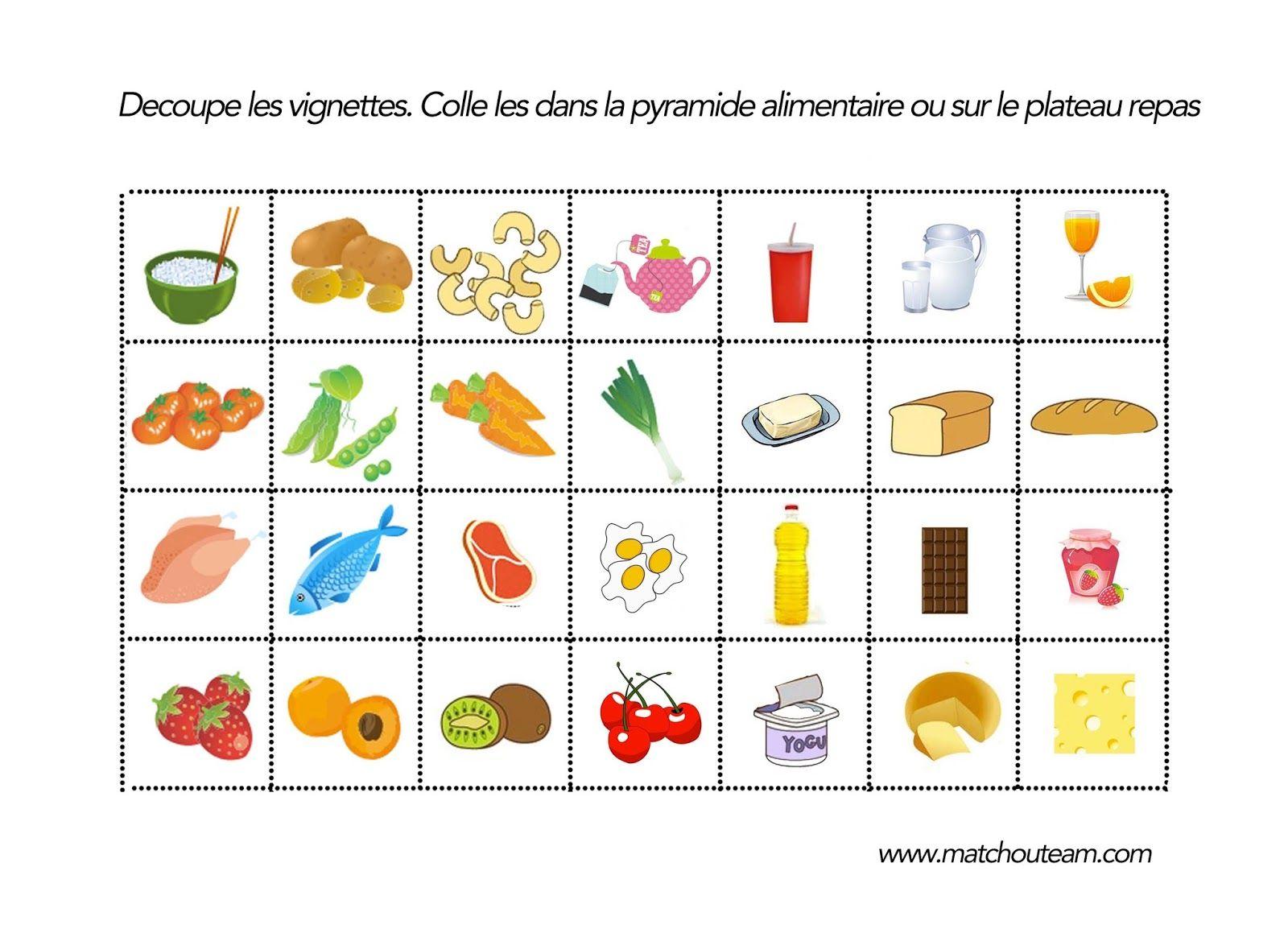 Coloriage Semaine Du Gout Maternelle