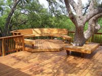 Amazing Beautifuly Wood Deck Designs Eas Beautiful Small ...