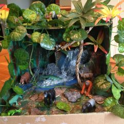 Waterfall Model Diagram Wiring A Contactor School Projects On Pinterest | Dioramas, Shoe Box And Amazon Rainforest