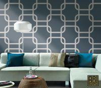 Trellis- self adhesive DIY wallpaper, home decor, interior ...