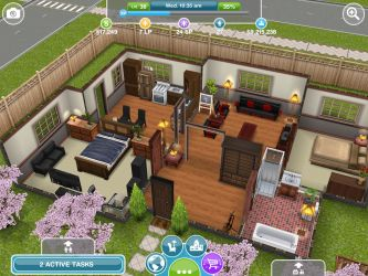 simple houses sims sim plans freeplay layouts play mobile building related simsfreeplay