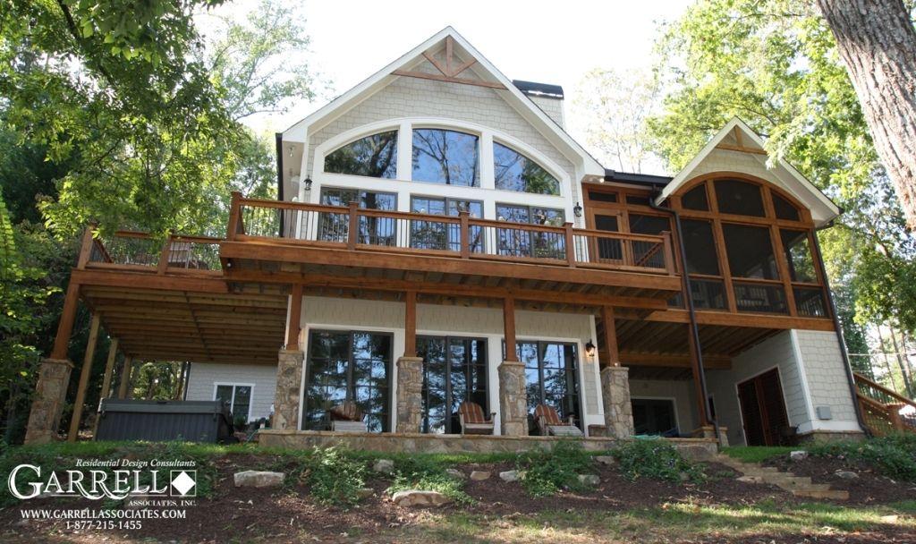 2 Story Cottage Homes GARRELL ASSOCIATES NEWEST HOUSE PLAN
