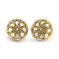 Simple Golden Earrings For Girls Indian gold rings designs