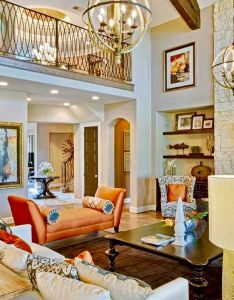 Grand homes new family rooms houston model interior design spring single studio also pin by on home decor pinterest rh