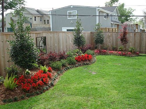 Simple Backyard Landscaping Ideas Christy Favorites Pinterest