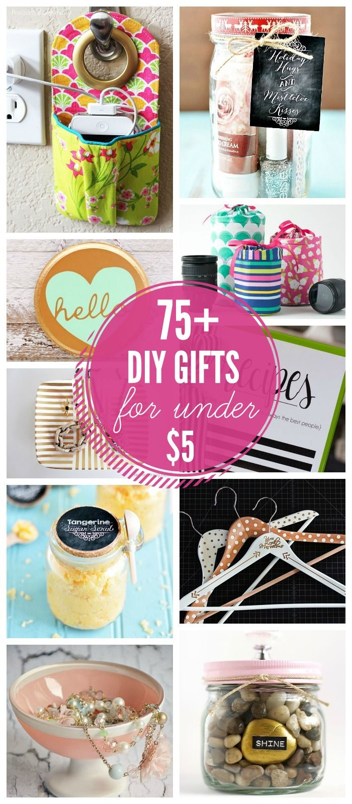 Handmade Gifts On Pinterest DIY Gifts DIY Decorating