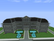 How to Build Minecraft Mansion
