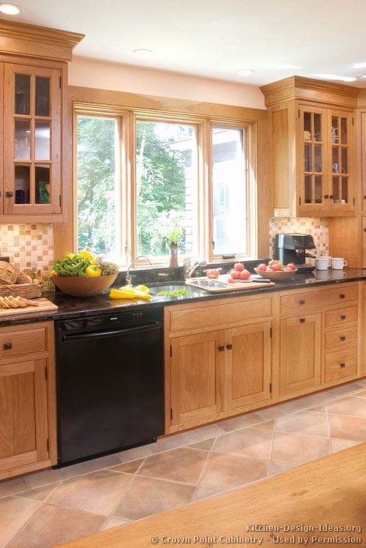 Shaker Kitchen Cabinets 10 CrownPointcom Kitchen