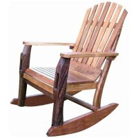 Adirondack Rocking Chair Plans : The Beauty Of Recycled ...