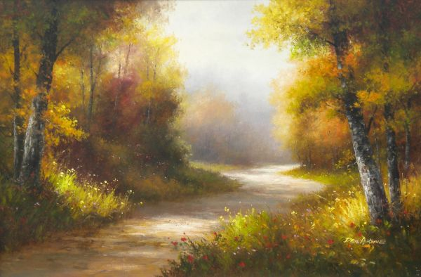 Beautiful Nature Art Paintings