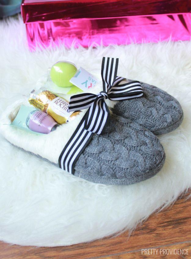 Birthday Gift Baskets Mom Handmade For Homemade