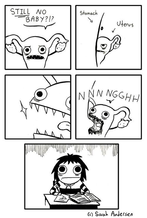Cramps Memes Menstrual Funny