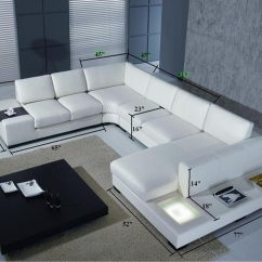 Sofa In The Kitchen How To Clean Fabric Bed Top Grade Real Leather Modern Corner Ylcs865