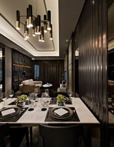 Stylish mid century interior design also interiores decoraciones de rh ar pinterest