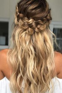 39 Braided Wedding Hair Ideas You Will Love | Braided ...