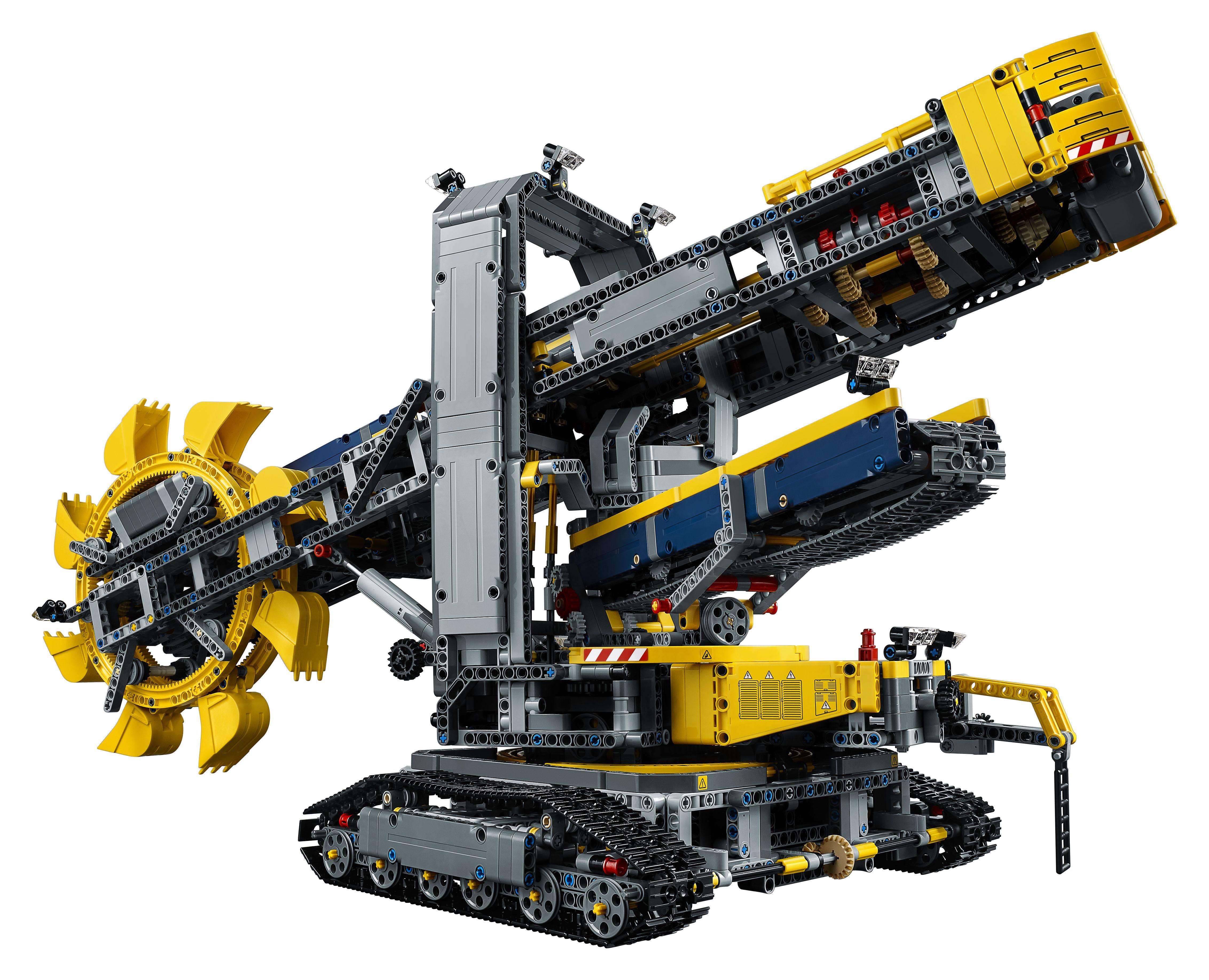 Lego Technic Schaufelradbagger 42055  Lego Für Männer