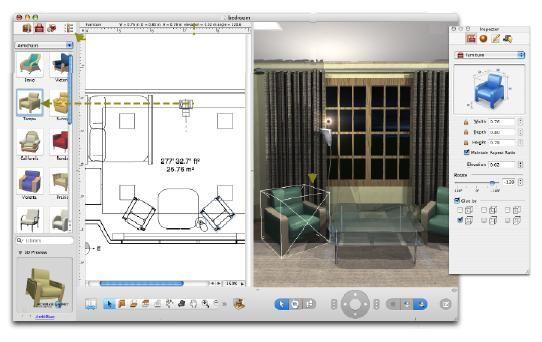 Room Design 3d Program