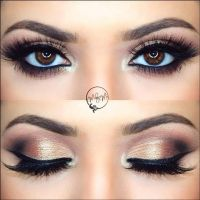 10 Bridal Eye Makeup Ideas You Just Can't Miss | Hair ...