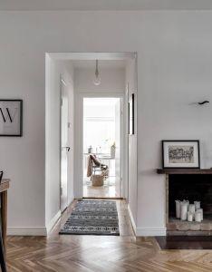 Simple and cozy home via coco lapine design blog also for the rh za pinterest