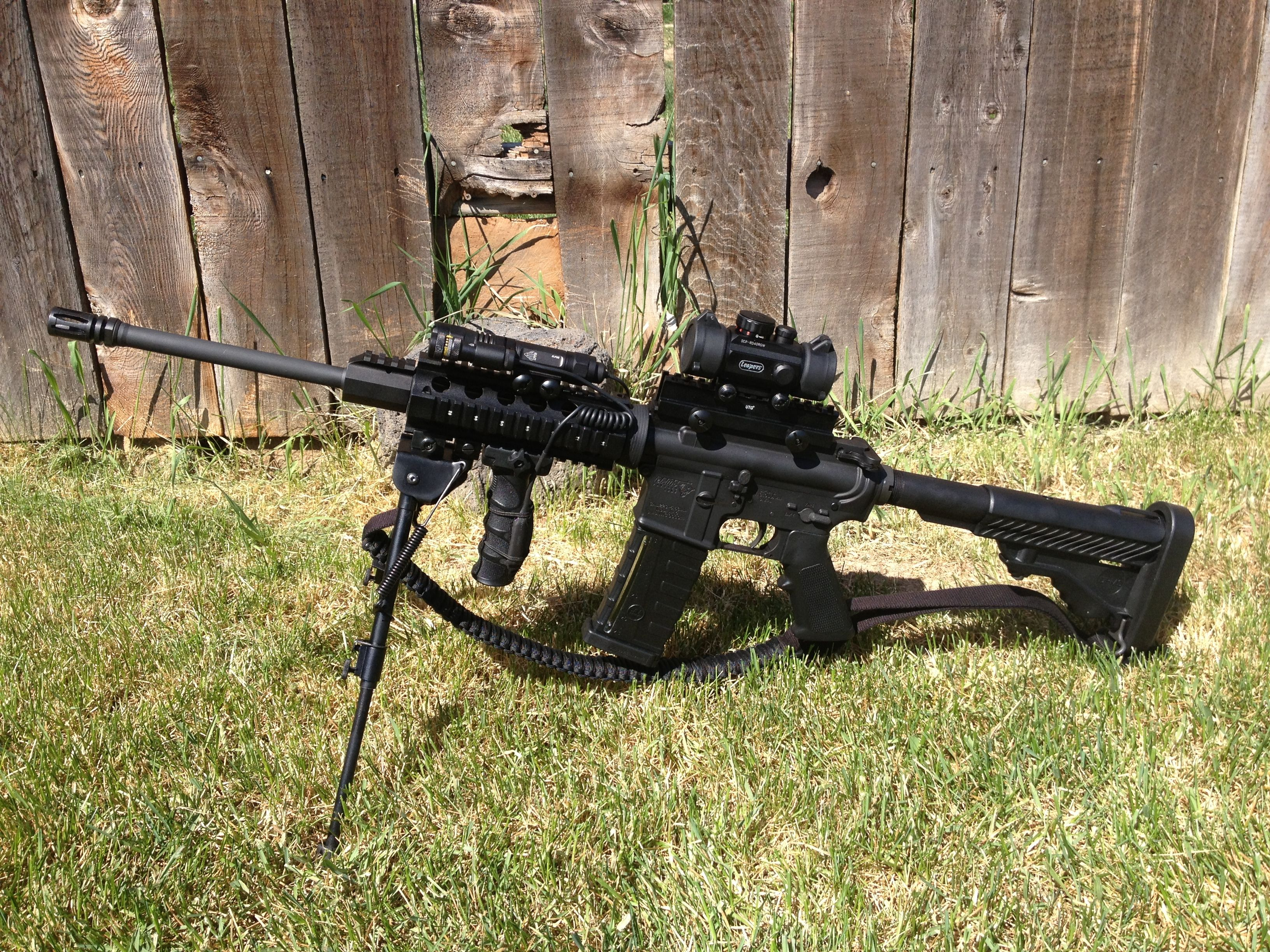 DPMS Panther Oracle 223556  Home Defense  Pinterest