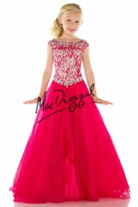 Girls Pageant Dress Sugar Style 82472S Size 8, 10, 12, 14 ...