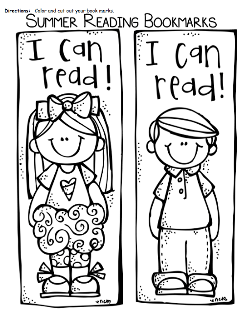 Summer Reading Bookmarks! So many more printables for